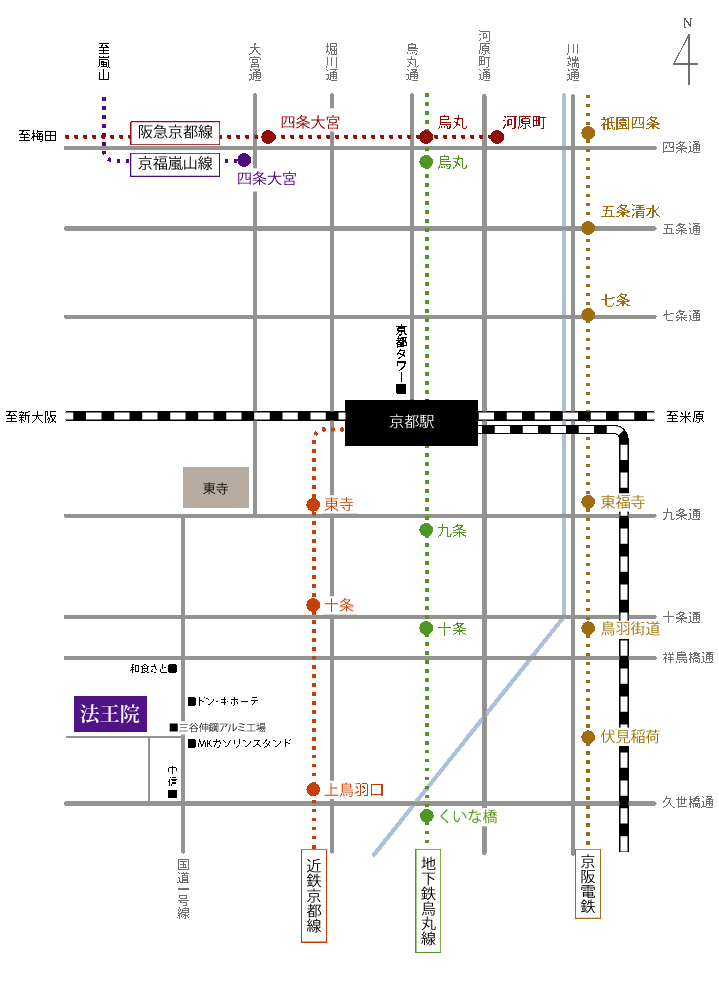 広域の地図